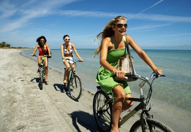 Bici Di Cortesia Hotel Goldene Rose Viserba Di Rimini Rn